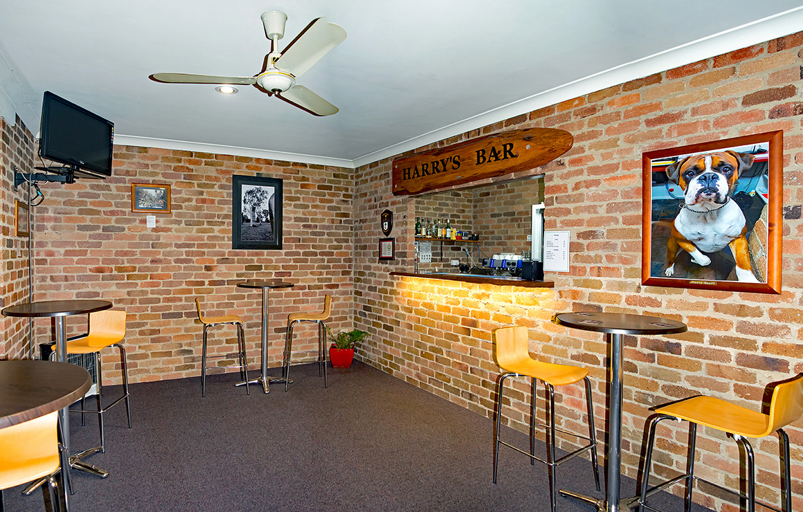 Hereford Steakhouse Char Grill - Harry's Bar