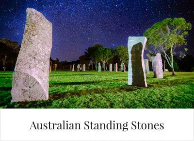 Australian Standing Stones Glen Innes Highlands
