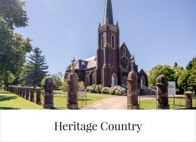 Glen Innes Highlands Heritage Country