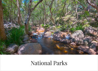 Glen Innes Highlands national parks