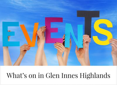 What's on in Glen Innes Highlands