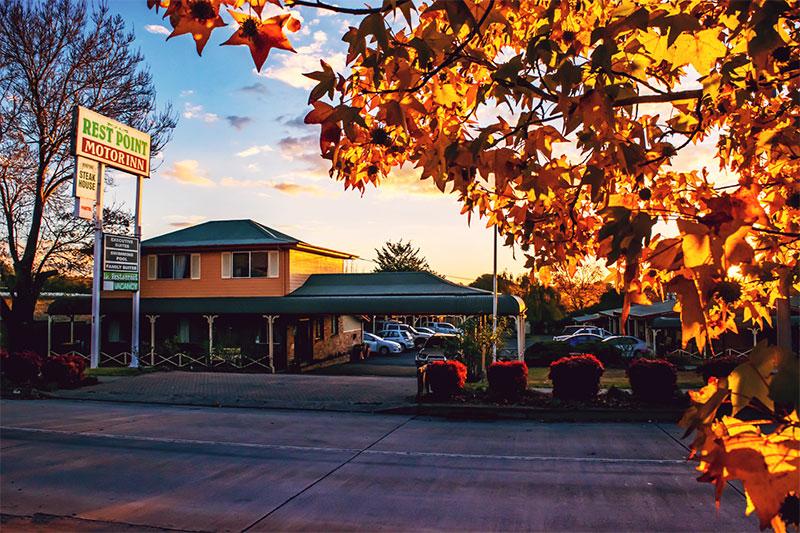 Rest Point Motor Inn